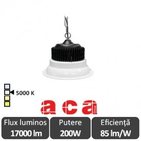 Aca Lighting-Corp iluminat cu LED ASPEN Highbay 200W
