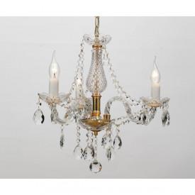 Lampa suspendata BLK80413PCG 3xE14