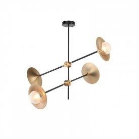 Lampa suspendata HL4324C84BB 4xG9