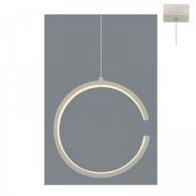 Lampa suspendata V28LEDP22WH 8W