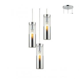 Lampa suspendata V371973PCH 3xE27