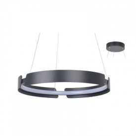 Lampa suspendata ZM18LEDP60BK 34W