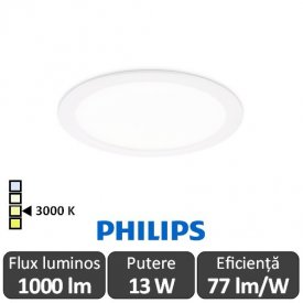 Philips CoreLine SlimDownlight DN135B LED10S/830