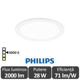 Philips CoreLine SlimDownlight DN135B LED20S/840