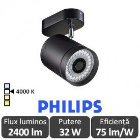 Philips - Proiector LED ST120C 32W/840 orientabil, alb-neutru