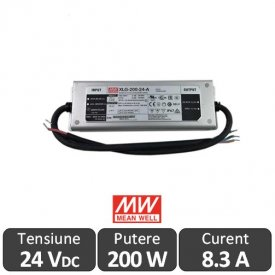 Sursa alimentare LED 200W IP67 24V 8.33A