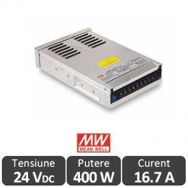 Sursa alimentare LED 400W 24V 16.7A