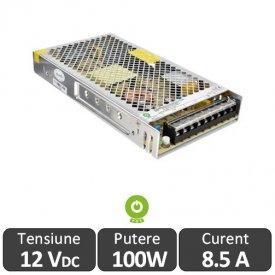 Sursa alimentare POS LED 100W 12V IP20