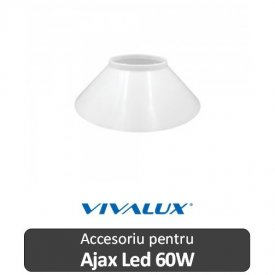 Vivalux AJAX COVER LED 60W Alb