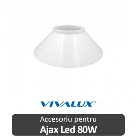 Vivalux AJAX COVER LED 80W Alb