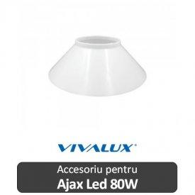 Vivalux AJAX COVER LED 80W Alb