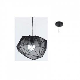 Lampa suspendata EF07P142BK 1xE27
