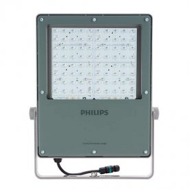 Philips-Proiector LED BVP130 80W asimetric,alb-neutru