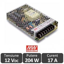 Sursa alimentare LED 200W 12V 17A