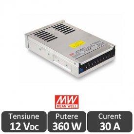 Sursa alimentare LED 360W 12V 30A