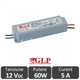 Sursa alimentare GLP LED 60W 12V IP67