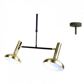 Lampa suspendata AR4182P69BB 2xE27