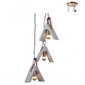 Lampa suspendata DCR171193PR 3xE27