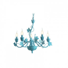 Lampa suspendata EG170605PB 5xE14