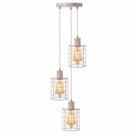 Lampa suspendata GN733PAW 3xE27