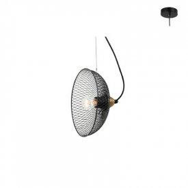 Lampa suspendata HL45841P24B 1xE27