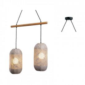 Lampa suspendata OD762P60RW 2xE27