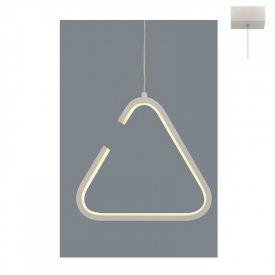 Lampa suspendata V29LEDP23WH 7W