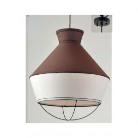 Lampa suspendata V371963PB 3xE14
