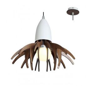 Lampa suspendata ZM170031P 1xE27
