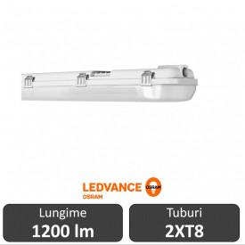 Osram Ledvance CORP PENTRU TUBURI LED Rezistent la apa IP65 2XT8 1.20 M