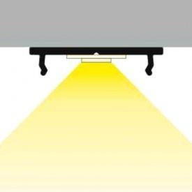 Profil LED aparent FIX 12, aluminiu, lungime 2m