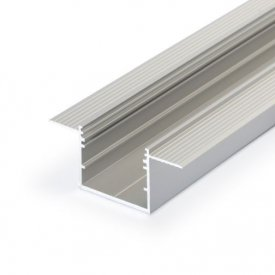Profil LED încastrat VARIO 30-05, aluminiu anodizat, lungime 2m