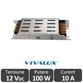 Sursa alimentare LED 100W 12V-10A IP20