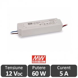 Sursa alimentare LED 60W 12V IP67