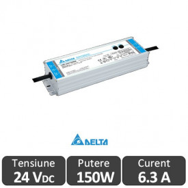 Sursa alimentare LED Delta Electronics 150W 24V 6,25A IP67