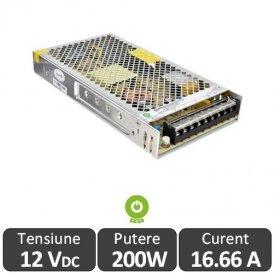 Sursa alimentare POS LED 200W 12V IP20