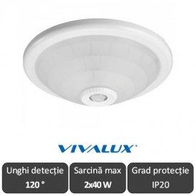 Vivalux LEO F30 SR36 Plafonieră cu senzor infrarosu
