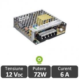 Sursa alimentare POS LED 72W 12V IP20