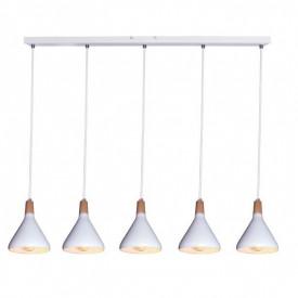 Lampa suspendata GN285PWH 5xE14