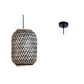 Lampa suspendata AR3191P34NB 1xE27