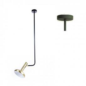 Lampa suspendata AR4181P120BB 1xE27