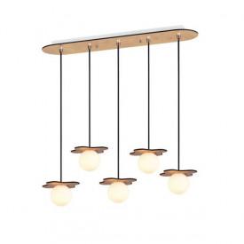 Lampa suspendata ZM170045PG 5xG9