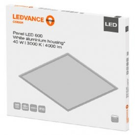 OSRAM Ledvance Panou Led 40W Alb 3000/4000/6500 K