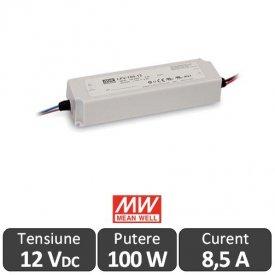 Sursa alimentare LED 100W 12V IP67