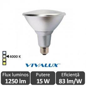 Vivalux PAR38 LED 15W E27 4000K ( Alb-Neutru )