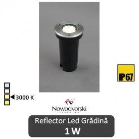 Nowodvorski Reflector Led Mon 1W IP67 3000K