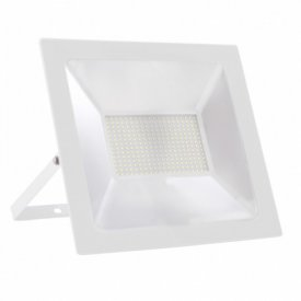 Aca Lighting - Proiector LED de Exterior 200W IP66 Alb/Negru