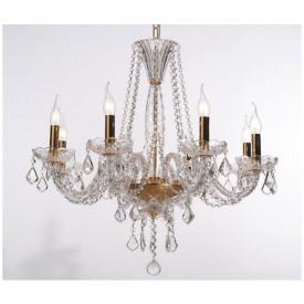 Lampa suspendata BLK80048PCG 8xE14