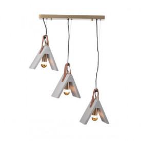 Lampa suspendata DCR171193PS 3xE27