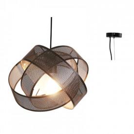 Lampa suspendata GN47P130BK 1xE27
